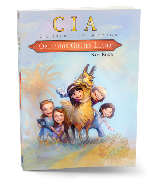 Operation Golden Llama